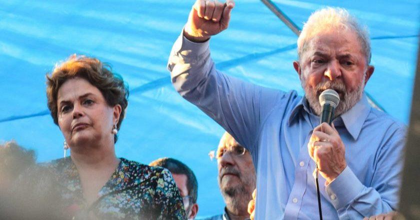 Lula é quinta presidente preso da República