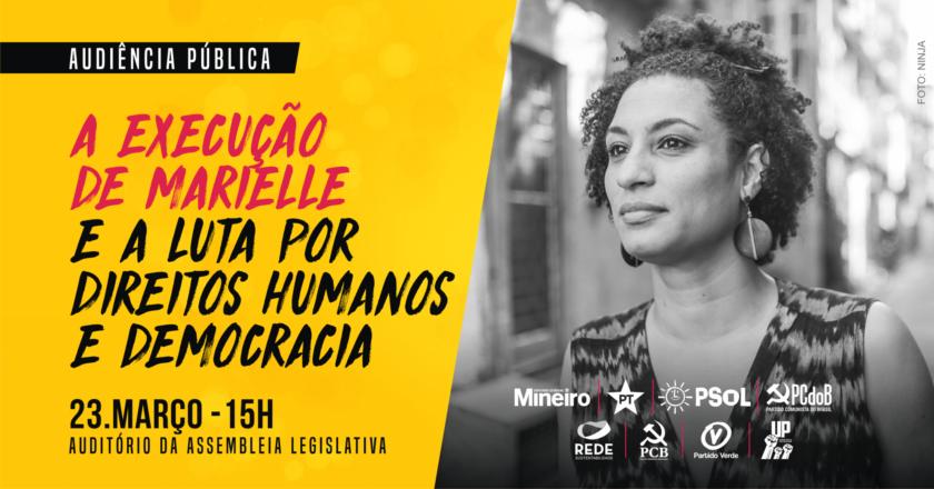 Audiência pública foi proposta pelo deputado estadual Fernando Mineiro (PT)