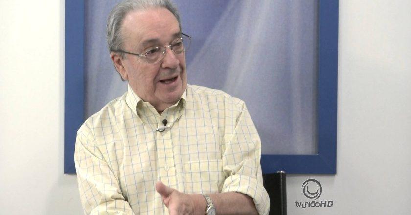 Geraldo Melo será candidato ao Senado Federal