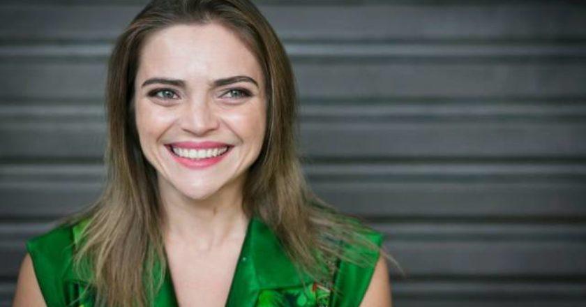 Titina Medeiros é atriz potiguar